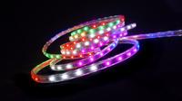 WIELOKOLOROWA TAŚMA LED - PROGRAMATOR - 5 METRÓW