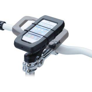 iGrip Universal Biker Stem Splashbox - Uniwersalny uchwyt rowerowy do smartfonów