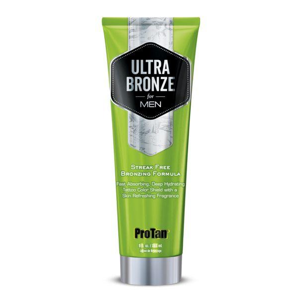 Ultra mocny bronzer dla mężczyzn z ochroną tatuaży Pro Tan Bronze na Arena.pl