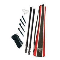 Zestaw do badmintona Talbot Torro Net Post siatka słupki 449599