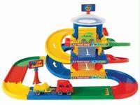 Play Tracks Garage 3-poziomowy Wader 53030