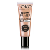 Joko Emulsja rozświetlająca 2w1 Glow Primer nr 202 Watch Me! 25ml - 202 Watch Me!