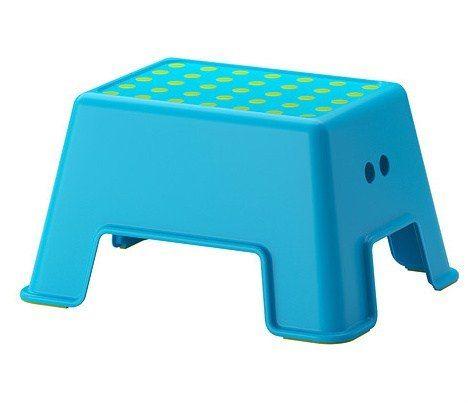 Taboret krzesełko podest dziecko 150kg Blue na Arena.pl