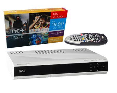 nBox 5800s BSKA ENIGMA2 E2 DEKODER NC+