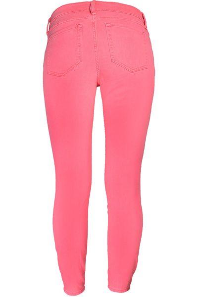 Gap Różowe Spodnie Jeansy - 44 / XXL zdjęcie 2