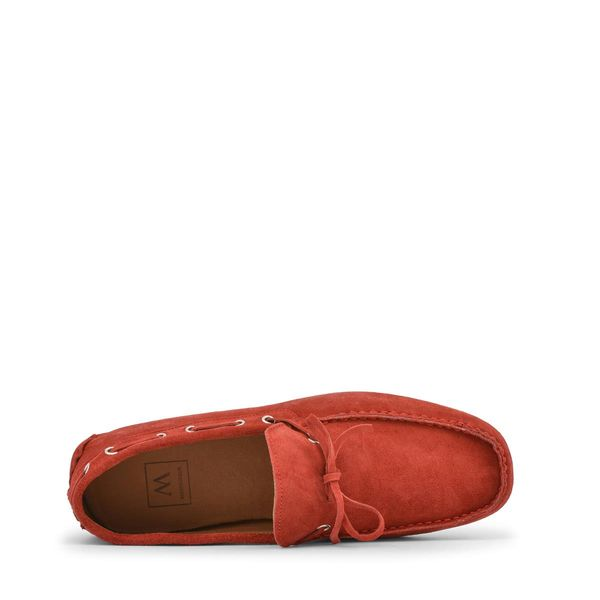 d29c5cbb85e2 Made in Italia skórzane buty męskie mokasyny czerwony 42 • Arena.pl