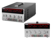 Zasilacz laboratoryjny 2 x 0-30 V 0-5 A DC 4 x LED Stamos S-LS-28