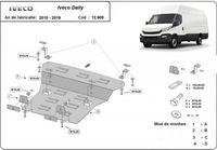 Osłona podwozia silnika stalowa Iveco Daily (2010-2020)