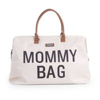 Torba podróżna Mommy Bag kremowa Childhome