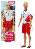 Lalka Barbie Ken Kariera Ratownik