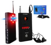Laserowy wykrywacz kamer podsłuchów lokalizatorów CC-308+ S16N