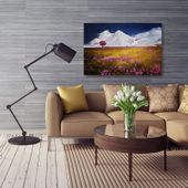 Obraz na płótnie - Canvas, Alpy 120x80 zdjęcie 5