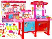 Duża kuchnia dla dzieci lodówka piekarnik ZA1100