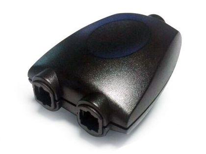 Adapter Gembird rozdzielacz Toslink 2 porty