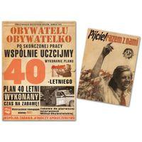 urodzinowe ETYKIETY naklejki WÓDKĘ 40 urodziny PRL