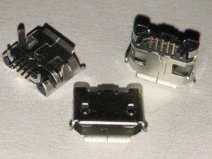 Nowe gniazdo micro usb Lenovo,Huawei,OPPO 5pin T2