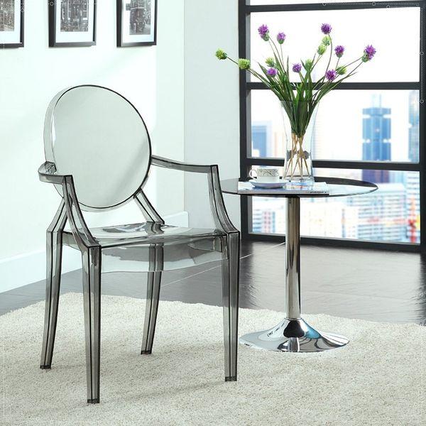Krzesło Dankor Design Louis Ghost przezroczysty zdjęcie 4