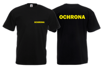 Koszulka męska OCHRONA roz XL