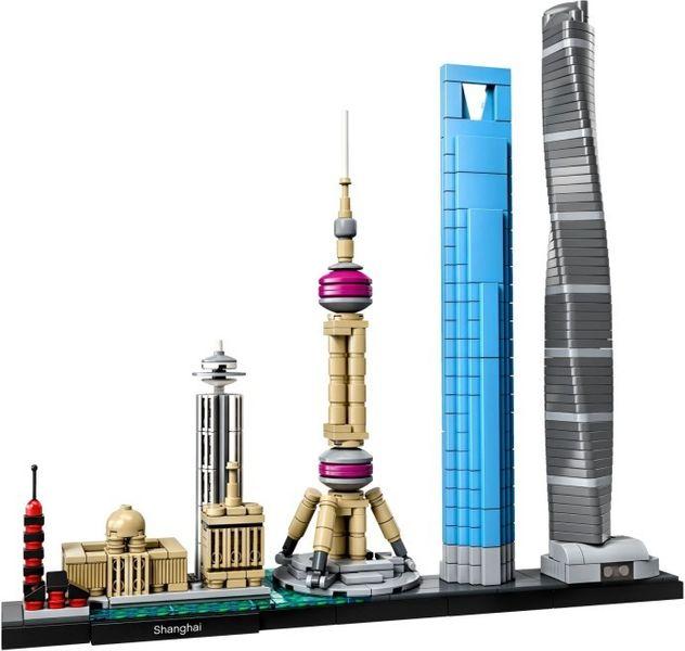 Lego Architecture Szanghaj na Arena.pl