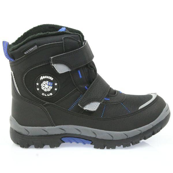 da94f152 American kozaki buty zimowe z membraną 1122 r.35 zdjęcie 1 ...