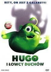 Hugo i łowcy duchów DVD praca zbiorowa