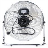 Wentylator podłogowy Powermat PM-INOX-45 45CM 200W