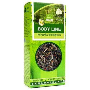 Herbata Body Line Eko 50G Dary Natury