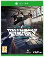 Gra XOne Tony Hawks Pro Skater 1 + 2