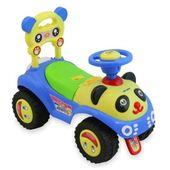 Baby Mix - Pojazd jeździk Panda niebieska 86906
