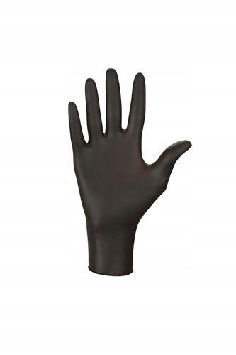 Rękawice winylowe vinylex black rozmiar L karton 10 x 100 szt na Arena.pl