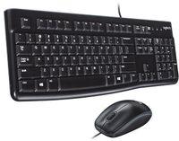 Zestaw Klawiatura I Mysz Logitech Mk120 Desktop 920-002563