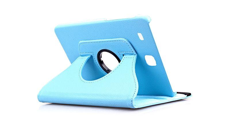 etui pokrowiec do Samsung Galaxy Tab E 9.6 T560 T561 T565 szkło rysik zdjęcie 5