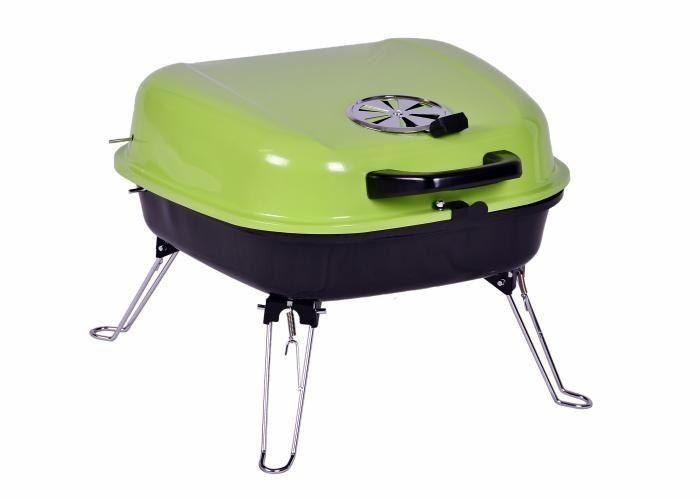 Grill ogrodowy węglowy, BBQ, grill przenośny zdjęcie 3