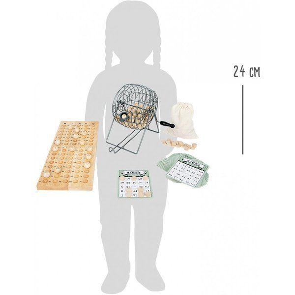 Zestaw do gry w Bingo dla dzieci zdjęcie 5
