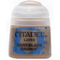 Citadel Layer Baneblade Brown Farba Do Modeli 12ml