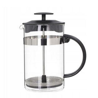 Zaparzacz tłokowy do herbaty, ziół, kawy 1L