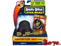 Hasbro A2497 Angry Birds: Star Wars - Power battlers Darth Vader