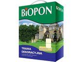Trawa dekoracyjna nasiona Biopon 1kg 40m2
