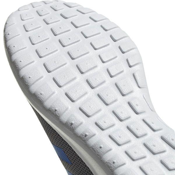 Shoes for adidas Lite Racer K gray blue Jr F35440 ButyModne.pl