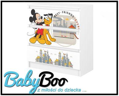 KOMODA DZIECIĘCA dla dzieci Baby Boo FROZEN II, MICKEY