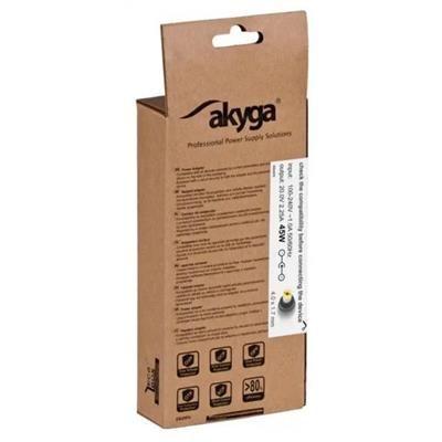 Zasilacz sieciowy Akyga AK-ND-50 do notebooka IBM, Lenovo (20 V; 2,25 A; 45W; 4 mm x 1.7 mm) na Arena.pl