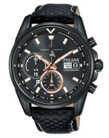 Zegarek Pulsar Solar męski chronograf PZ6033X1