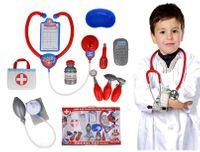 Zestał małego lekarza Doktor + Torba 11 elementów Y92