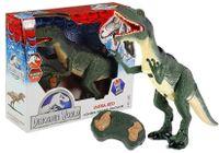 Dinozaur Zdalnie Sterowany Tyranozaur Rex Dźwięk