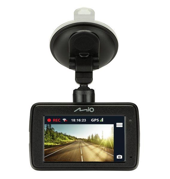 Mio MiVue 733 WiFi rejestrator jazdy GPS + karta 32GB zdjęcie 5
