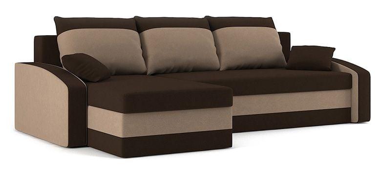 Narożnik HEWLET 1 funkcja SPANIA łóżko ROGÓWKA sofa zdjęcie 4