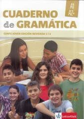 Cuaderno de gramatica A1-A2+ LEKTORKLETT praca zbiorowa