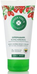 Green Feels krem do ciała z ekstraktem z jagód Goji