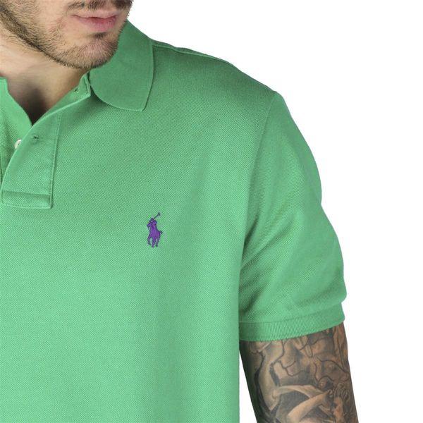 7a6c0653d Ralph Lauren koszulka męska polo zielony XL • Arena.pl