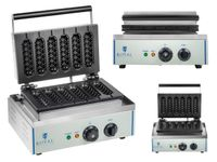 Gofrownica - 1550 W - corn dog Royal Catering RCWM-1500-S